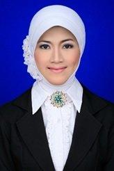 Melisa Arisanty, S.I.Kom, M.Si